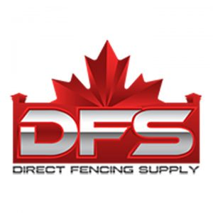 fence company - Direct Fencing Supply logo