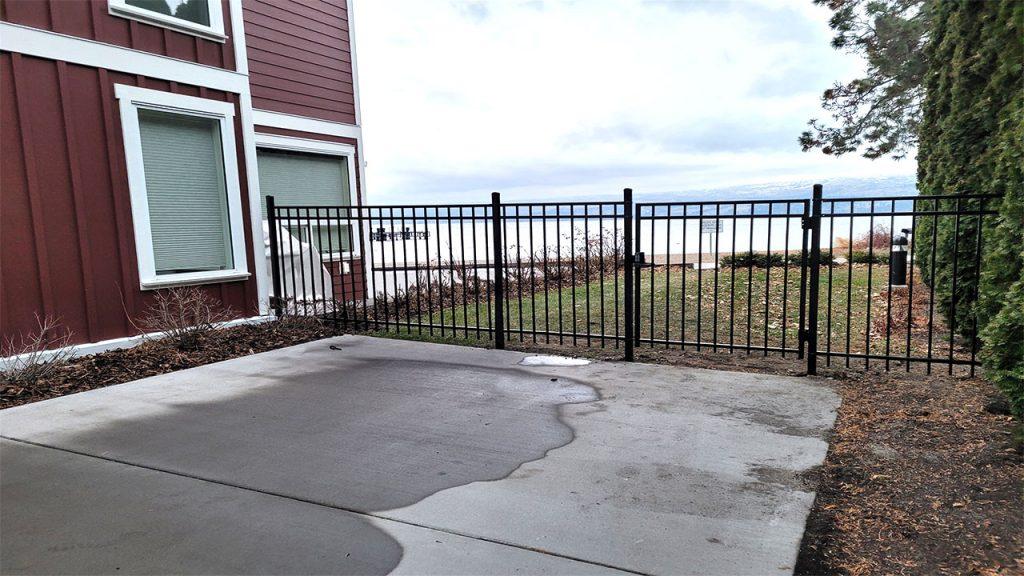 Ornamental Fence security fencing saskatoon