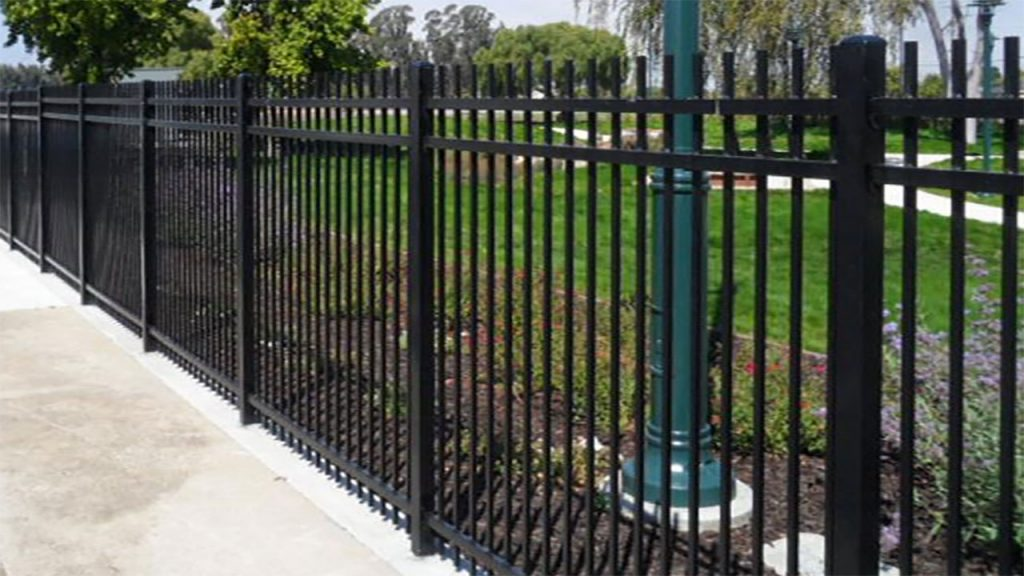 Ornamental Fence security fencing