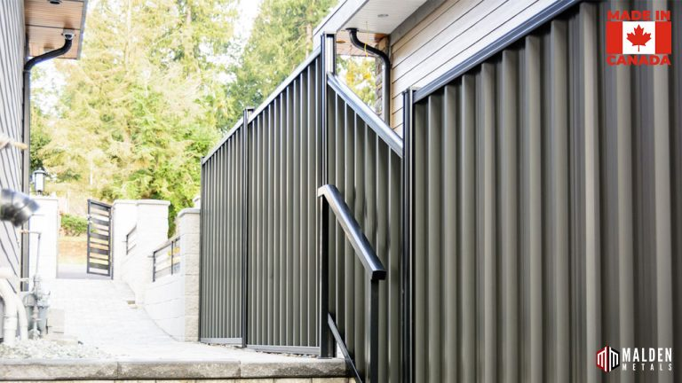 steel fence security fencing