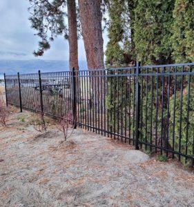 ornamental fence canada