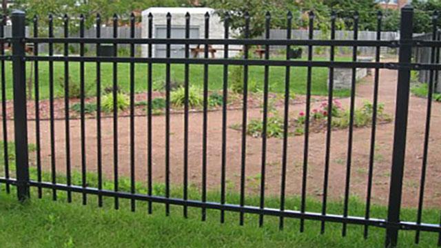ornamental fence Saskatchewan